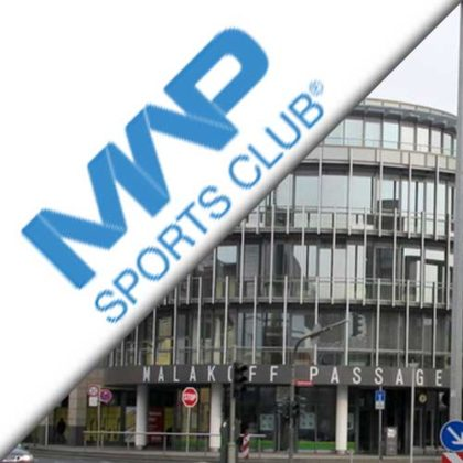 MAP Sports Club, Malakoff Passage, Mainz