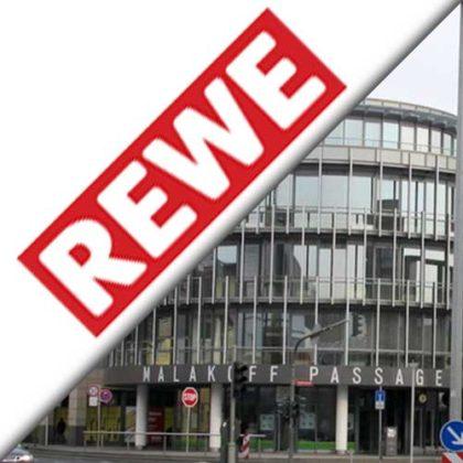 REWE, Malakoff Passage, Mainz